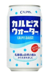 Calpis Water Can 330ml