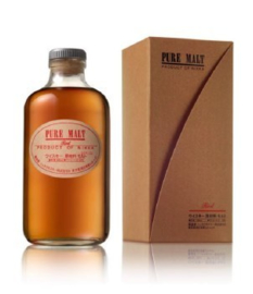 Nikka Pure Malt Black Whiskey RED 500ml 43%