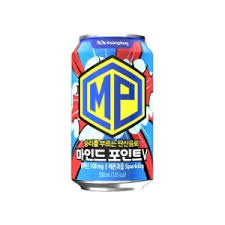 Korean MP sparkling drink  350 ml
