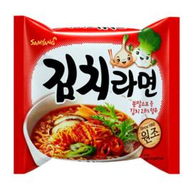 Kimchi Ramen Noodle 120g