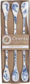 Oriental Essentials Spoon Set   11.5cm 6pcs.