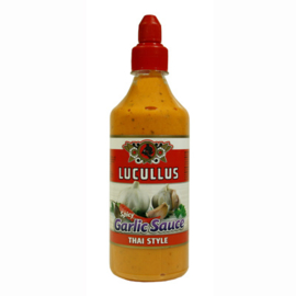 Spicy Garlic Sauce