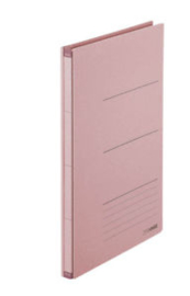 PLUS JAPAN archive folder ZeroMax pink expandable