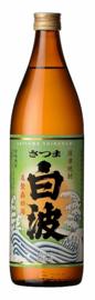 Imo shochu satsuma shiranami 25%