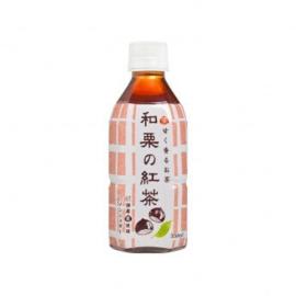 Hipeace Zwarte thee van Japanse kastanje 330ml