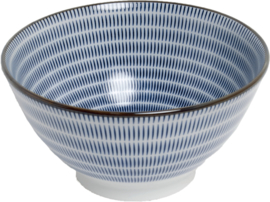 Tochiri Tokusa rice bowl Ø 19,5 cm | H 10 cm
