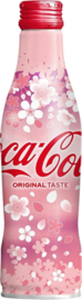 Coca-Cola Original Taste Sakura Bottle  250ml