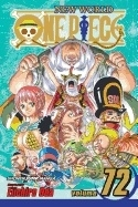 One Piece GN vol 72