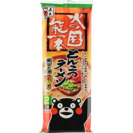 ITSUKI Hi No Kuni Kumamoto Tonkotsu Ramen (Ramen Noodles) 250g