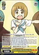 Daughter of a Back-alley Doctor, Mako KLK/S27-E001 Double Rare