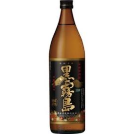 Kirishima Shuzo Honkaku Imo Shochu Kuro Kirishima 25% 900ml
