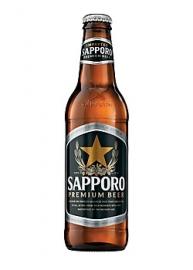 Sapporo Japans Bier 330ml