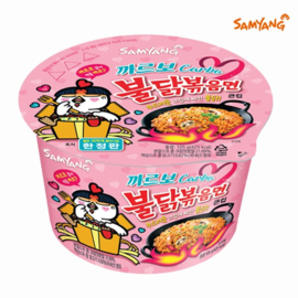 Hot chicken ramen (carbo) big bowl 105 gr