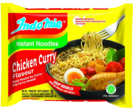 Indomie Chicken Curry Flavour