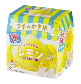 Kakigoriki lemon ice shaver