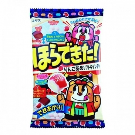 Horadekita Ringo Ame Soft Candy