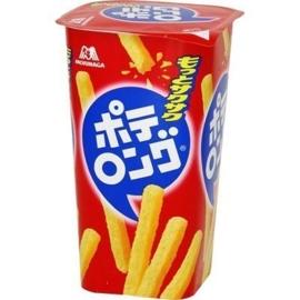 Morinaga Pote Long Shio Aji Potato snack 45g
