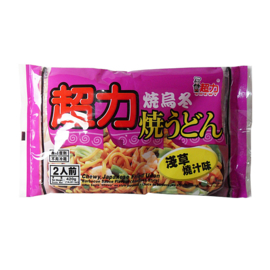Fresh Chewy Japanese Fried Udon Noodle  2x210g
