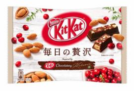 KitKat Almond Cranberry