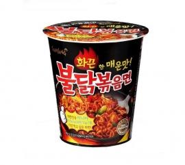 Korean Fire Noodle Hot chicken Cup noodles 70g