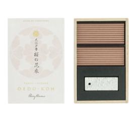 Oedo-Koh Incense Cherry Blossom (60 stokjes)