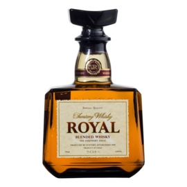 SUNTORY Royal Whisky 43% 700ml