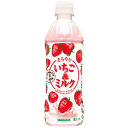 Marayaka Strawberry Ichigo mirauku 500 ml
