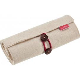 Transotype senseBag Roll Up Pen Etui - Nature