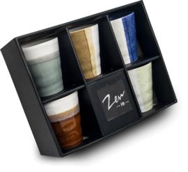 Mug set Zen  Ø8,5 cm | H9,5 cm