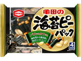 Kameda Nori P Pack 4p (Rice Crackers) 89g