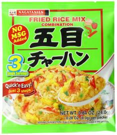 Nagatanien Fried Rice Mix Crab Flav. 23.4g