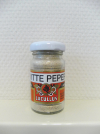 White pepper 30g
