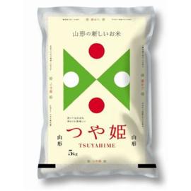 Shinmei Yamagata Ken San Tusuyahime Japanese Rice 5kg