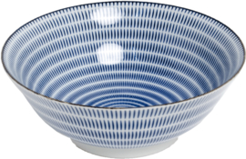 Tochiri Tokusa rice bowl Ø19,5 cm | H7,3 cm