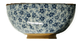 Japanese bowl Flowers Ø11,5 cm | H5,5 cm