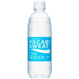 Pocari sweat  ion water 500 ml