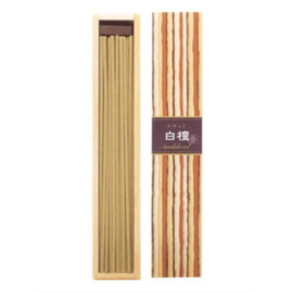 KAYURAGI wierook Sandalwood 40 sticks