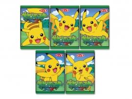 Pokemon Pikachu kauwgom