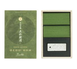 Oedo-Koh Incense Pine (60 stokjes)