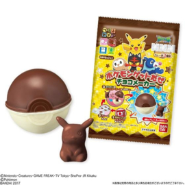 Pokemon Get Daze Choco Maker DIY