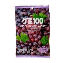 Gummy Soft Grape Candy