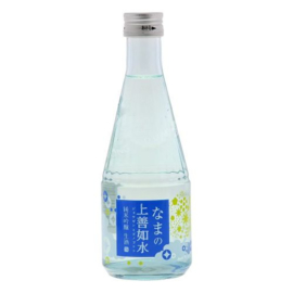 Jozen Junmai Ginjo Nama Sake (Shirataki) 300ml
