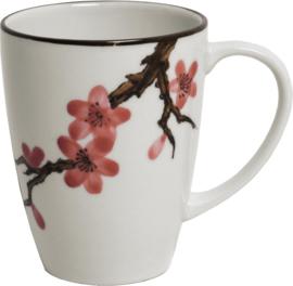 Theekop Sakura Ø8 cm | H10 cm