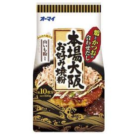 Japanse Pannenkoek mix Honba Okonomiyaki Ko 500g