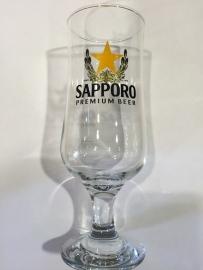 Sapporo bierglas