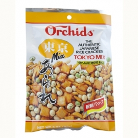 Orchids Rice Crackers Tokyo Mix