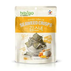 Bibigo Seasoned Seaweed Honey & Corn 20g