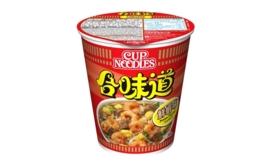 Nissin cup noodles garnalen
