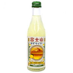 Mt fuji yuzu cider 240ml