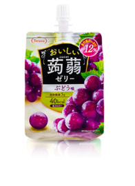 Tarami Oishii Konnyaku Jelly Grape